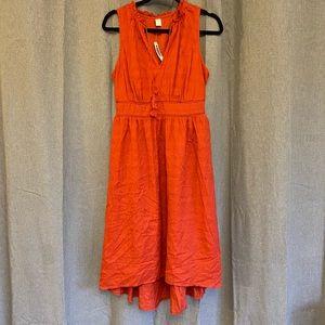 BNWT Old Navy Rust Dress